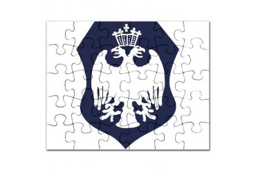 Royal Yugoslav Forces Iphone Puzzle by CafePress