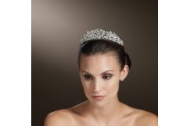The Berger Collection Tiaras - Style 9423