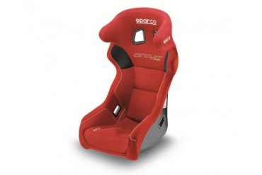 Sparco Red Circuit Competition Racing Seat