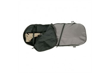 Brownells Rifle Ready Bag And Shoulder Strap - 36'''' Gray Brownells Rifle Ready Bag