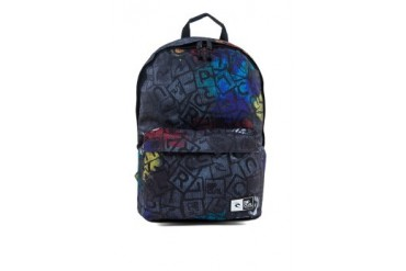 Rip Curl Dome Stamp Letters Backpack