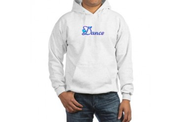 Dance Art Hooded Sweatshirt by CafePress