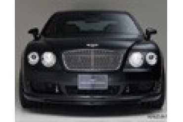 Wald International Executive Front Bumper Apron Bentley Flying Spur 05-08