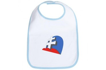 13 JG52 Slovakian Air force Bib by CafePress