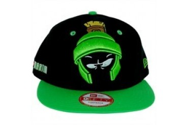 d33856ab085 Looney Tunes Marvin the Martian Head Blend In 9FIFTY Snapback Embroidered  Hat - Price Comparison