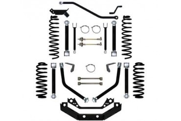 Rock Krawler 3.5 Inch X Factor Plus Short Arm Lift Kit TJ409973 Complete Suspension Systems and Lift Kits