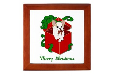 Chihuahua Gift Box Pets Keepsake Box by CafePress
