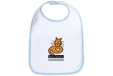 Feline Network Logo - Support Bib by CafePress