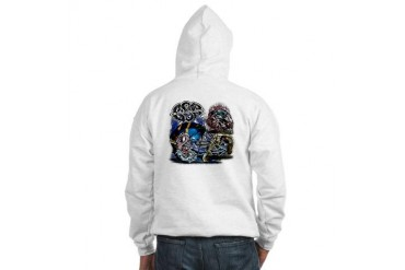 Bishop Hoodie Sports Hooded Sweatshirt by CafePress