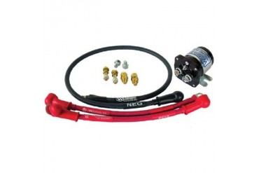 Wrangler NW Power Isolation Relay and Cable Kit  34-965R Dual Battery Isolator
