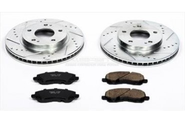 Power Stop Performance Brake Upgrade Kit K1678 Replacement Brake Pad and Rotor Kit