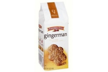 Pepperidge Farm Gingerman Sweet amp Simple Cookies