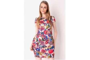 Voerin Dress Flora