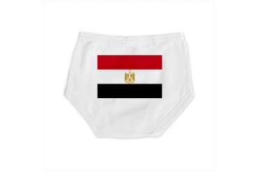 Egypt.jpg Black Diaper Cover by CafePress