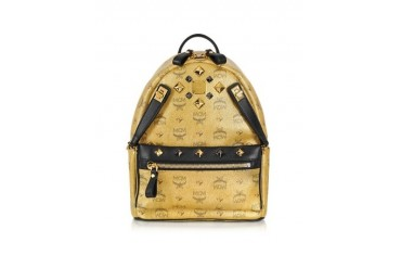 Gold Dual stark Small Backpack