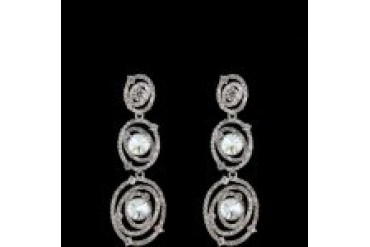 Jim Ball Earrings - Style PV191