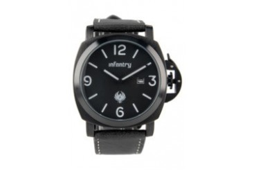 infantry IN-025-BLK-BL Watches