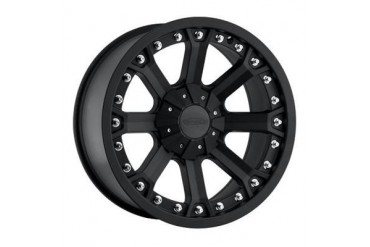 Pro Comp Alloy Wheels Series 7033, 17x9 with 5 on 5 Bolt Pattern - Flat Black 7033-7905 Pro Comp Xtreme Alloy Wheels