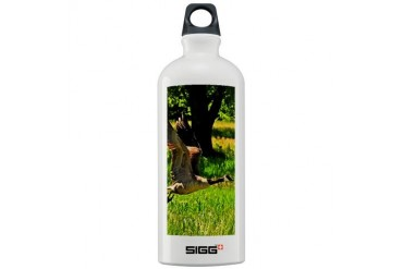 Animals Sigg Water Bottle 1.0L by CafePress