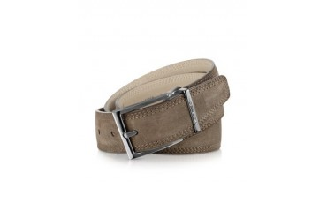 Stiria - Men's Brown Leather Belt