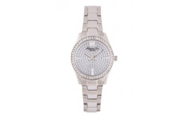 Kenneth Cole Ladies IKC4978 Silver Watch