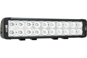 "Vision X Lighting  17"" Evo Prime Double Stack Narrow Beam LED Light Bar XIL-EP2.1020 Offroad Racing, Fog & Driving Lights"