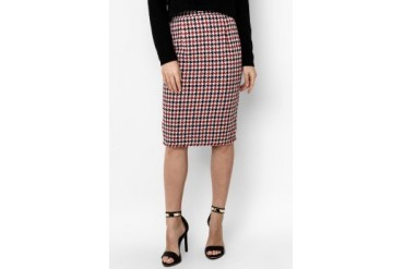 Zoe Pencil Skirt Le Smocking