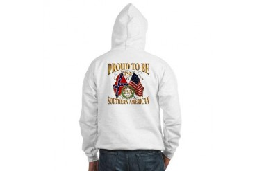 Southern Pride Southern Hooded Sweatshirt by CafePress