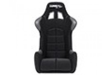 Corbeau Fia Pro Series Seat in Black Cloth CarbonKevlar FIA29601CK