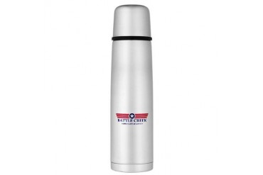Battle Creek Pride Large Thermos Bottle Michigan Large Thermosreg; Bottle by CafePress