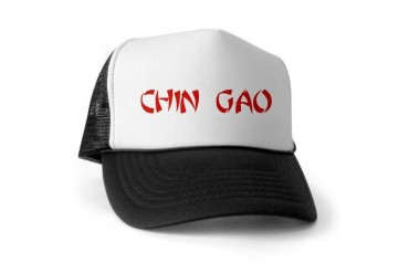 Chin Gao Mexican Trucker Hat by CafePress