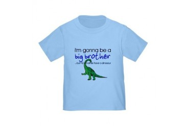 Gonna be big brother (dinosaur) Toddler T-S