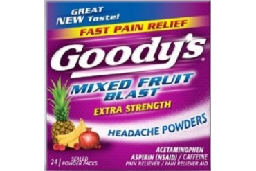 Goody s Fast Pain Relief Mixed Fruit Blast Formula