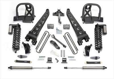 Fabtech 6 Inch Radius Arm System w/Front Dirt Logic 4 0 Coilovers and Rear  Dirt Logic Shocks K2145DB Complete Suspension Systems and Lift Kits - Price