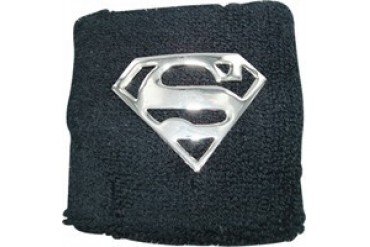 DC Comics Superman Metal Logo Wristband