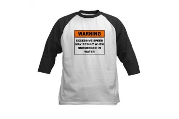 Excessive Speed Kids Baseball Jersey