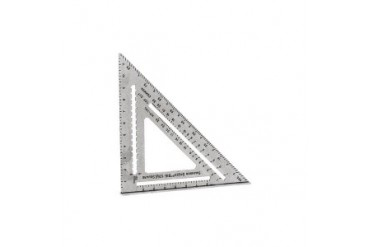 Swanson Tool S0107 Speed Square Big 12 Rafter Angle Square