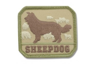 Mil-Spec Monkey Sheepdog Patch - Multicam