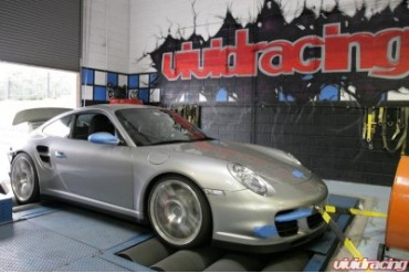 Vivid Racing Porsche VTG Turbo Upgrade Kit a la carte Porsche 997 Turbo 07-09
