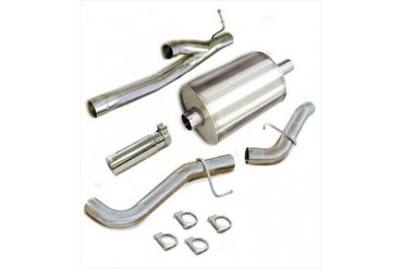 Corsa Performance Exhaust DB Series Cat-Back Exhaust System 24224 Exhaust System Kits