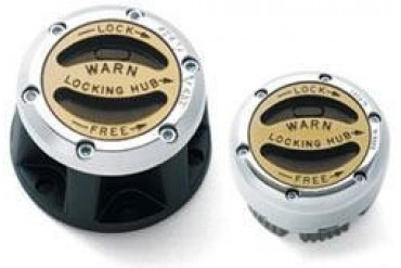Warn Premium Manual Locking Hubs by Warn 61424 Locking Hubs