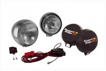 Rugged Ridge HID Off Road Lighting 15206.51 Offroad Racing, Fog & Driving Lights