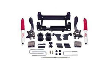 Tuff Country 5 Inch Lift Kit w/Nitro Shock 55907KN Complete Suspension Systems and Lift Kits