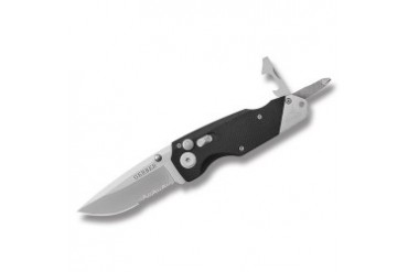 Gerber Obsidian Folder with Partially Serrated Blade