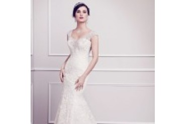 Kenneth Winston Wedding Dresses - Style 1566