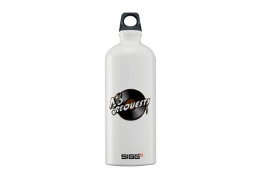Music Sigg Water Bottle 0.6L by CafePress