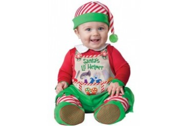 Baby Santa s Little Helper Christmas Halloween Costume