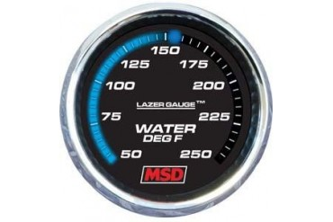 MSD Water Temp Gauge 46241 Gauges
