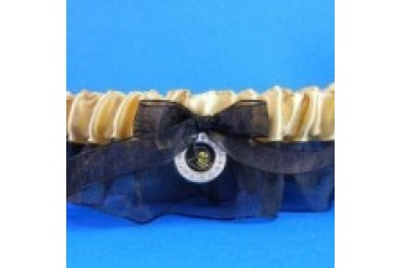 Simply Charming Central Florida University Garters - Style G-UCF/CHARM