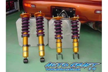 Auto Craft Suspension Kit Adjustable 01 Mazda RX-7 FD3S 93-02